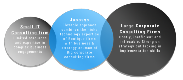 Janosys Brand Positition