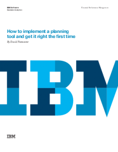 IBM How to WP