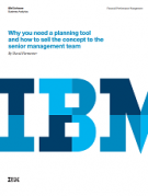 Why You Need a Planning Tool and How to Sell the Concept to the Senior Management Team
